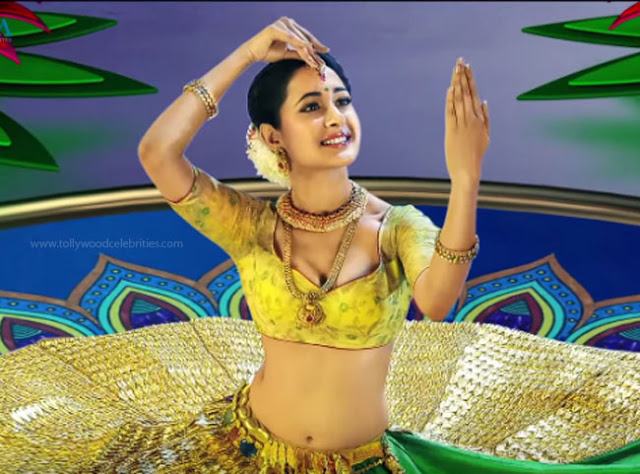 Pragya Jaiswal In Om Namo Venkatesaya Movie