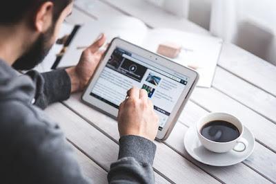 Membuat Website lapak online