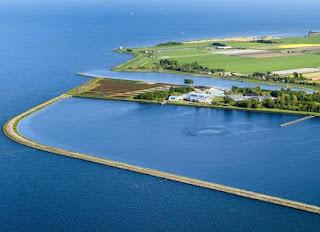 Buffercapaciteit drinkwatervoorziening Nederland. Bron foto: https://www.vewin.nl