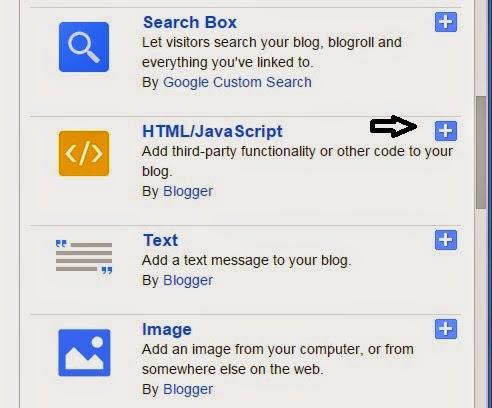 How to add facebook popup widget in blogger