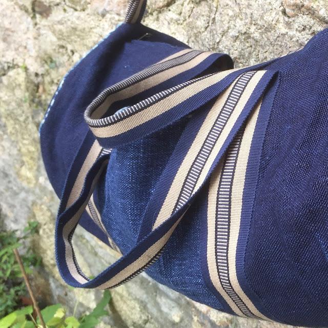 merchant & mills linen bag