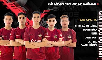 Vòng Bảng | Sparta vs Skyred | AoE LungCleanser Hà Nội Open 9
