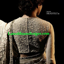 3de0c2976e7 Latest Blouse Designs  Sabyasachi