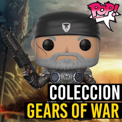 Lista de figuras funko pop de Funko POP gears of war