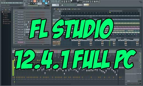 fl studio 12.4 update download