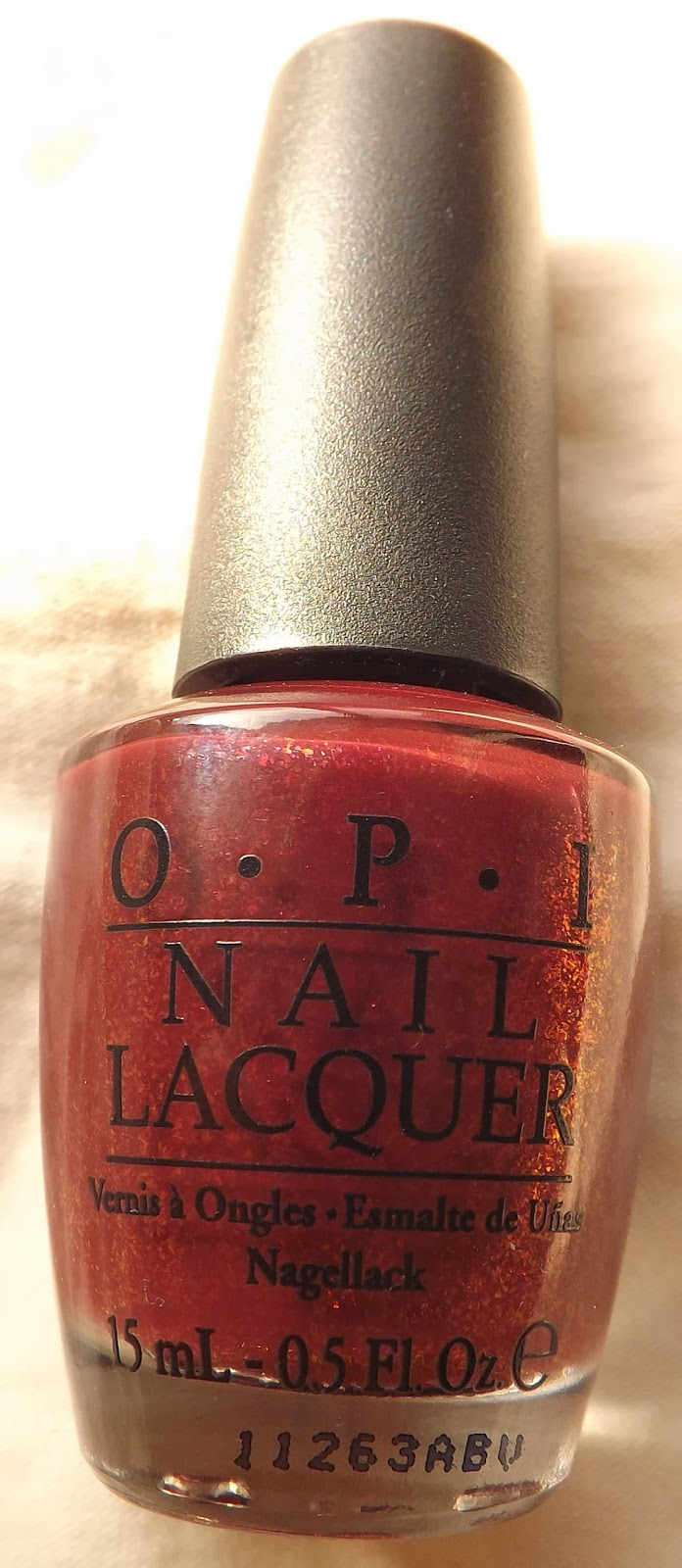 Naesays Opi Pepe S Purple Passion Review Swatches