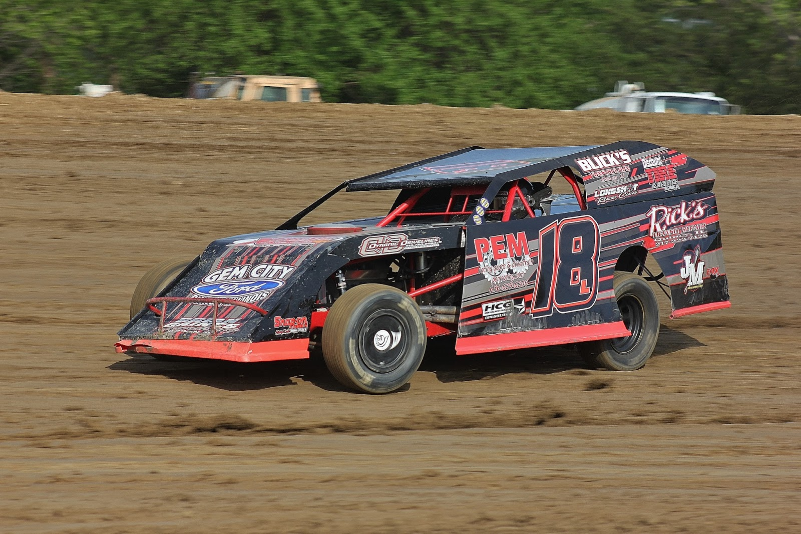 """Midwest Racing News: """"Scottie 42"""" at Quincy Raceways Goes ..."""