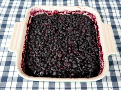 Easy Blueberry Cobbler Dessert Recipe