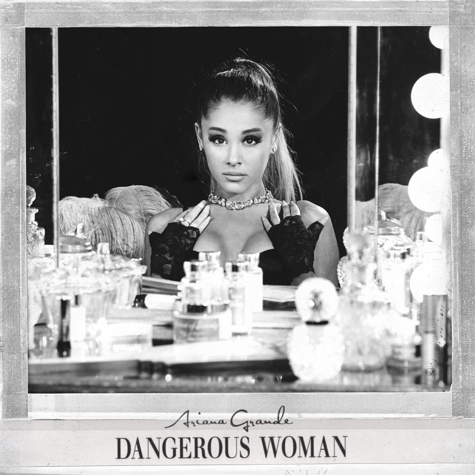 CD Torrent Ariana Grande – Dangerous Woman (2016)