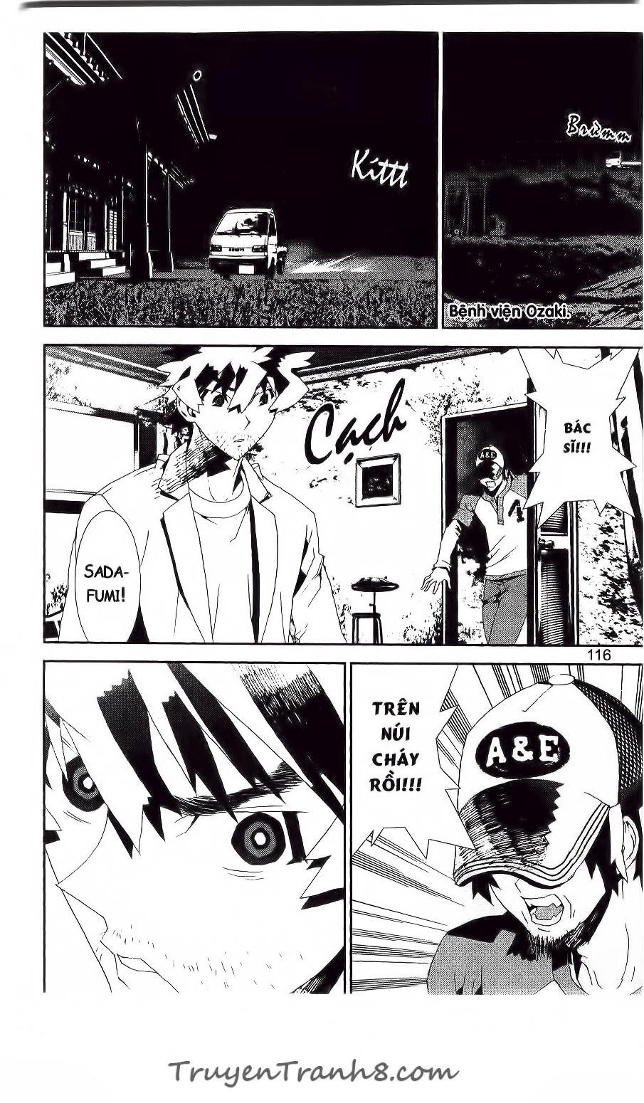 Shiki chapter 41 trang 19