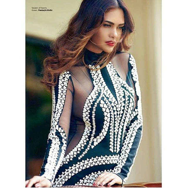 the sultry esha gupta in pankaj & nidhi house of cards sheer details dress for @bazaarindia december issue. thank you @bazaarindia 😊 rep ost , @pankaj.nidhi   esha gupta , bazaar india , indian , insta bollywood , indian designer , pankaja nd nidhi , @pankaj.nidhi  designer wear , designer dress , mumbai ,  miss india , miss world , contestant , fashion photography ,  red lipstick , hairstyle , fashion ista , photo of theda y , pico t theda y , style yourself , style file ,, Most Popular Photos Of This Week