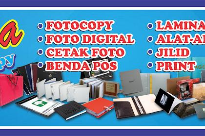 35+ Ideas For Desain Banner Fotocopy Cdr