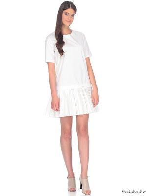 vestidos blancos ibicencos