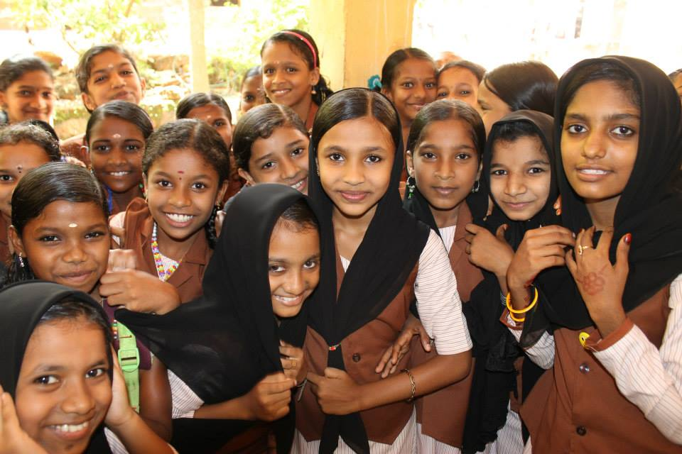 Solving Our World: Government Girls Vocational Higher ...Kerala Muslim School Girls