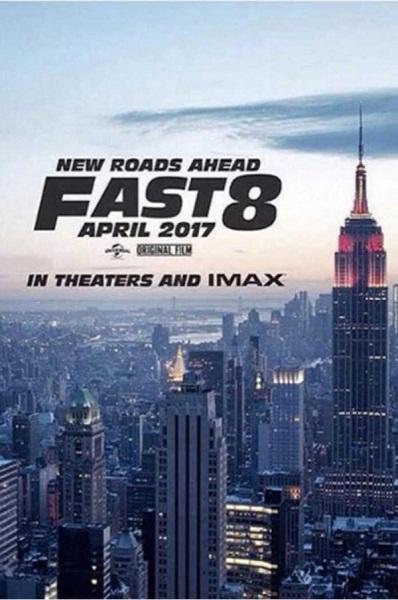 Film Fast 8 2017 Bioskop