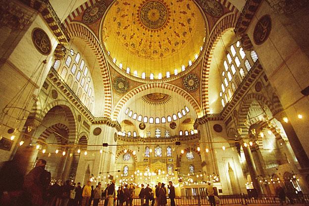 Arsitek-Arsitek Andal di Setiap Dinasti Islam
