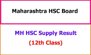MH HSC Supplementary Results