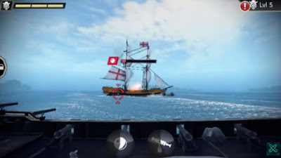 Game adventure android perang di lautan Assassin's Creed Pirates