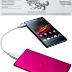 Disfruta de más capacidad y un diseño único con el nuevo cargador portátil Sony CP-F5