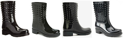 Bootsi Tootsi Studly Moto Juniors Water Resistant Rain Boots • $49.99 Factory Camden Studded Rain Boot - Black • $65 Valentino 'Rockstud' Rain Boot (Women) • Valentino • $445 Dirty Laundry Women's Rock It Rain Boot • Chinese Laundry • $40.85–59.99
