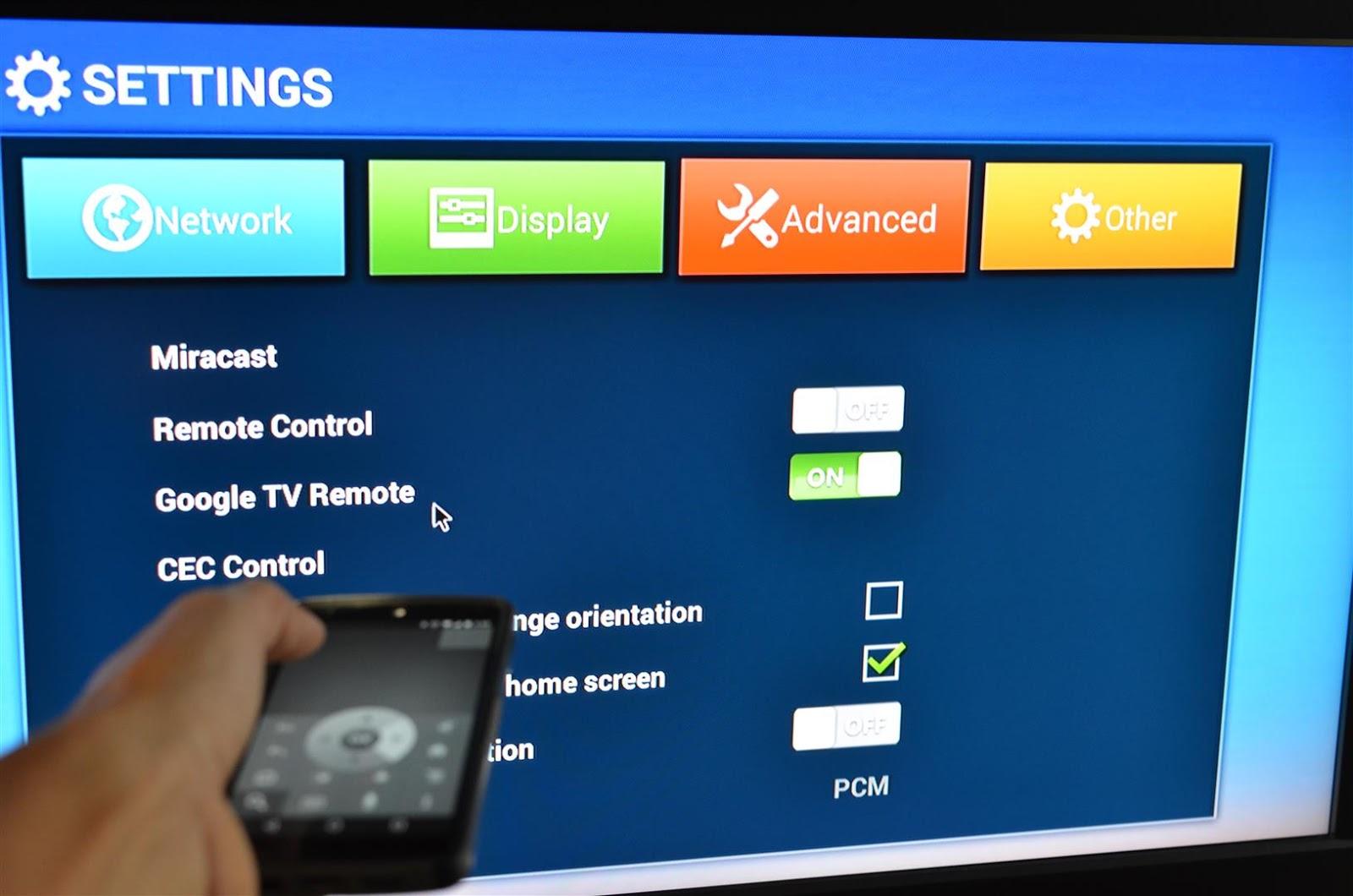 A Minha Casa Digital Tutorial Controlar Box Amlogic Com