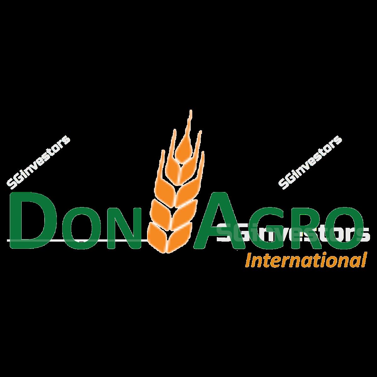 DON AGRO INTERNATIONAL LIMITED (SGX:GRQ) @ SGinvestors.io