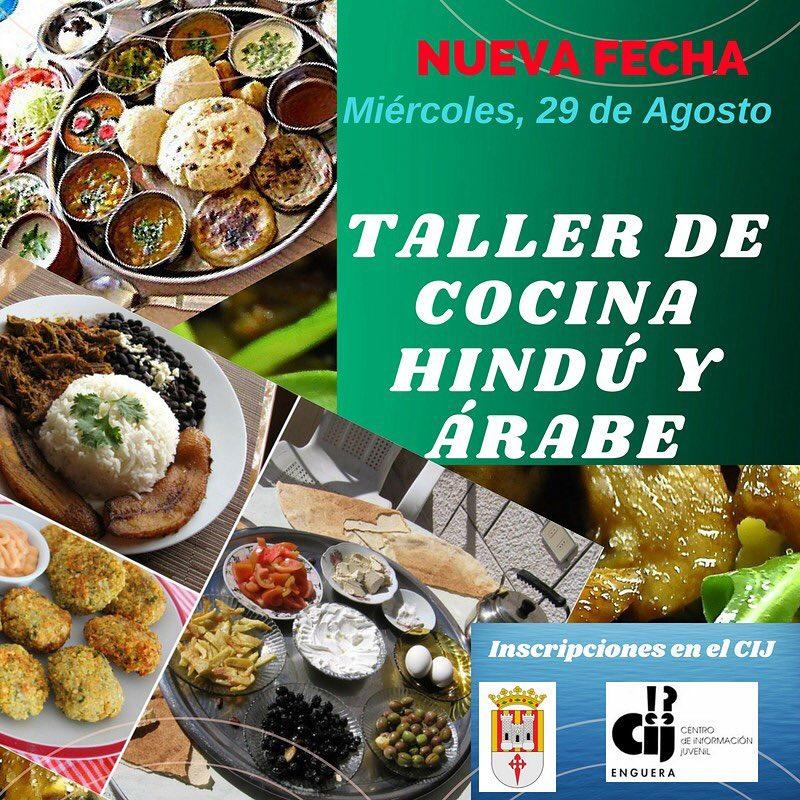 Cocina Hindú | Policia Local Enguera Taller De Cocina Hindu Y Arabe