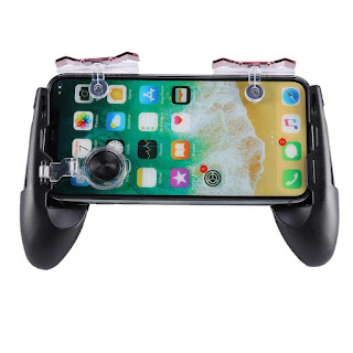 Housesczar 3 in 1 Mobile Phone Gaming Trigger