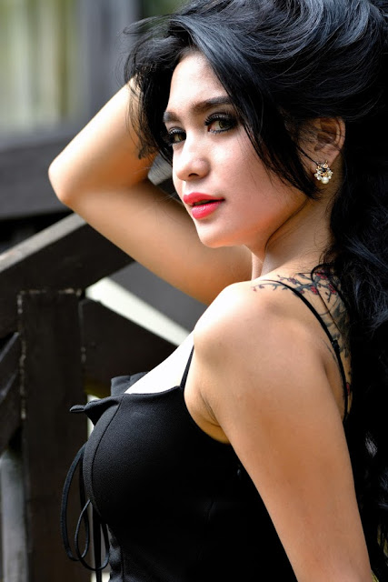 Image Result For Bibie Julius Hot Photoshoot New Black Edition