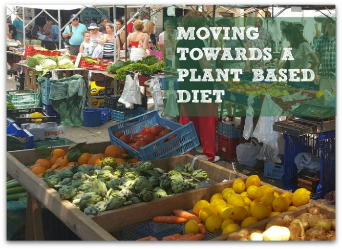 Tips for Moving Towards a Plant Based Diet