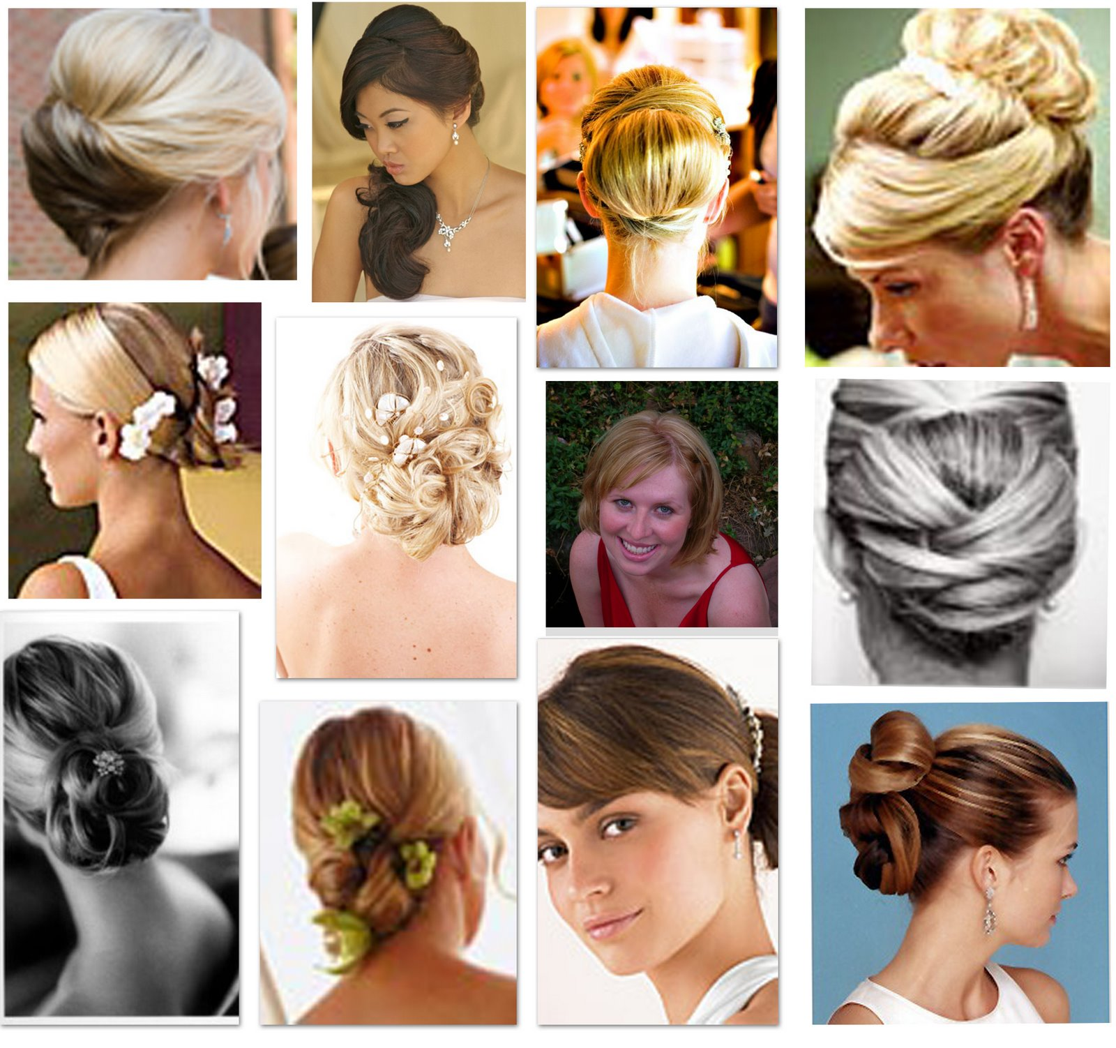 Day 6 Your Wedding Hair