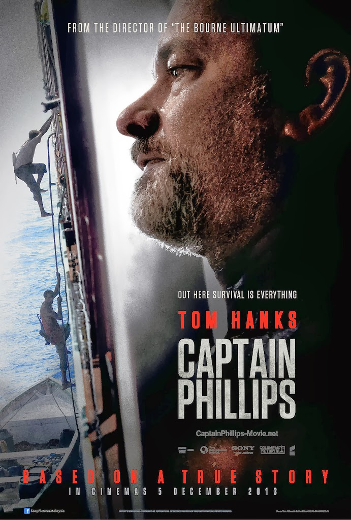 Movie review: CAPTAIN PHILLIPS - ColourlessOpinions.com