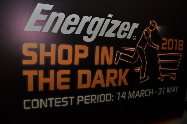 Energizer® Shop In The Dark
