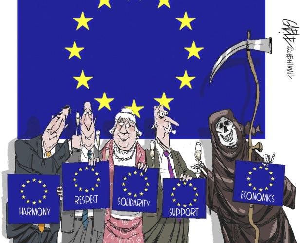 Η Ευρώπη στον τάφο