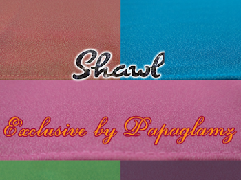 LAUNCHING | Shawl Exclusive by Papaglamz