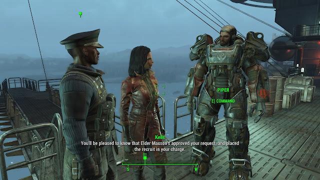 Screenshot from Fallout 4