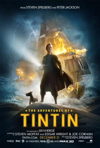 [FOTO-VIDEO] Animator Cantik Asal Indonesia di Film Tintin Terbaru (Trailer)