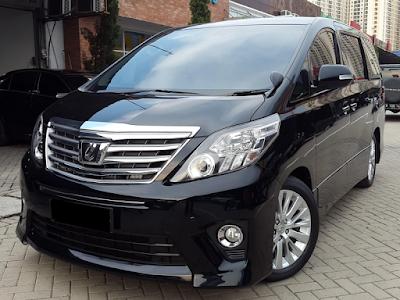 Tips dan Panduan Membeli Toyota Alphard Gen 2 Bekas