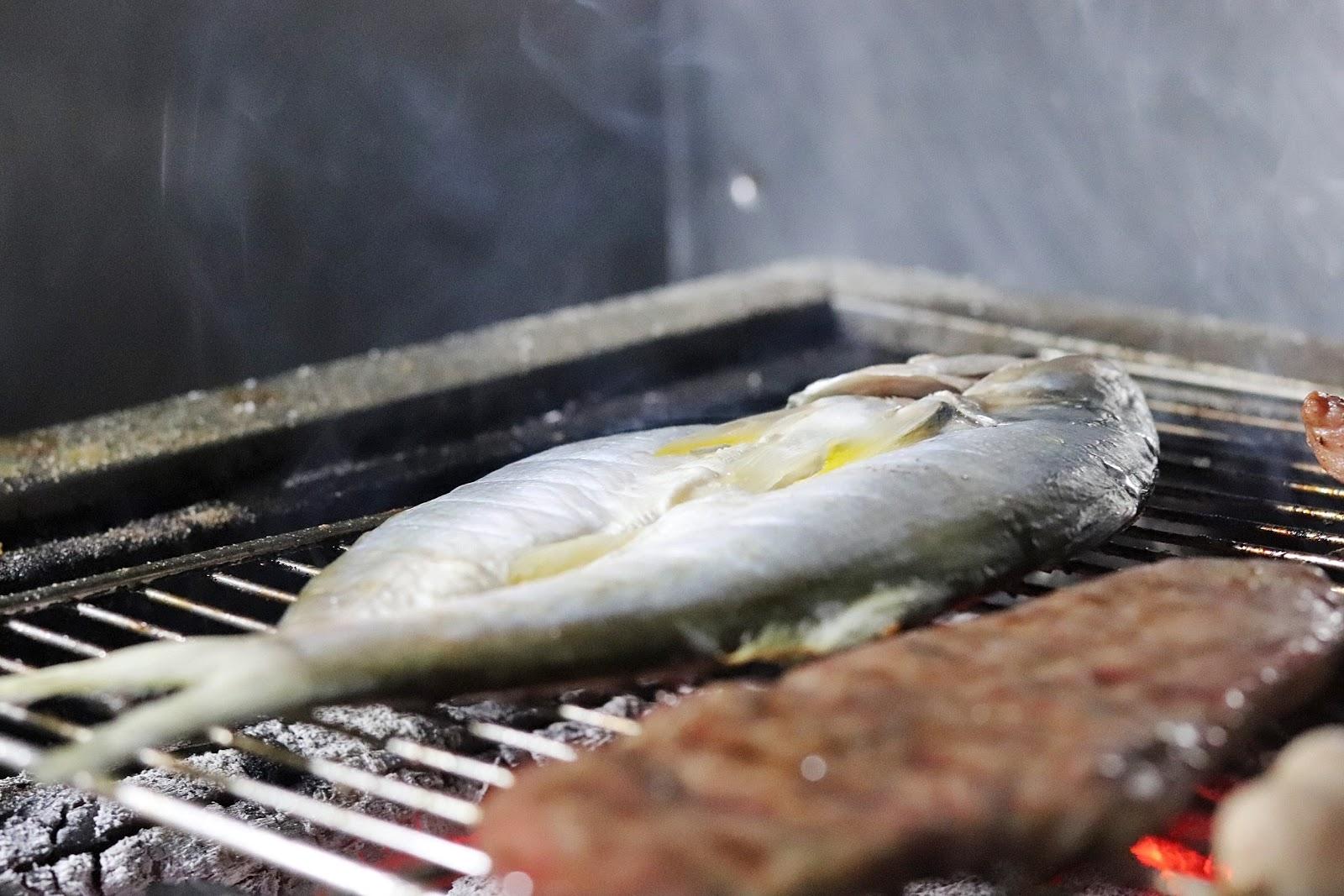 台南東區美食【府城騷烤家】職人炭火燒烤