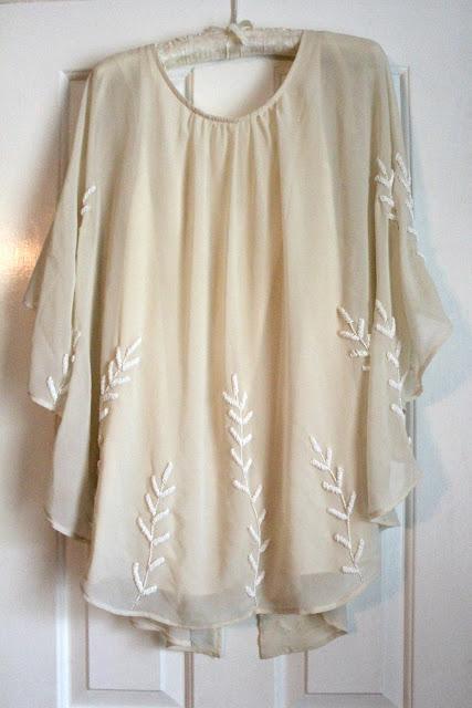 Beaded Bohemian Dress