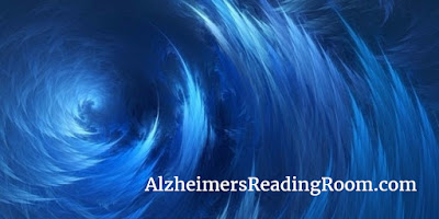 The best blog award for Alzheimer's and dementia the Alzheimer's Reading Room