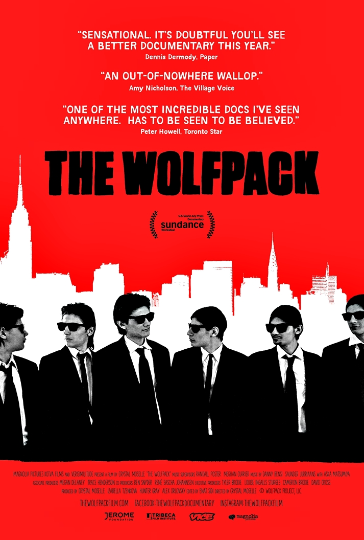 Póster The Wolfpack