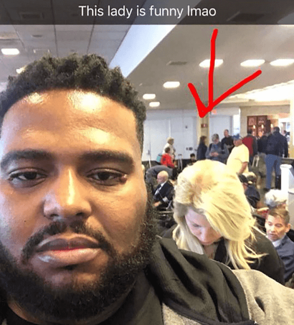 Black Guy Gives Brilliant Clap Back To Racist White Woman Who Didn't Believe He Was Flying First Class