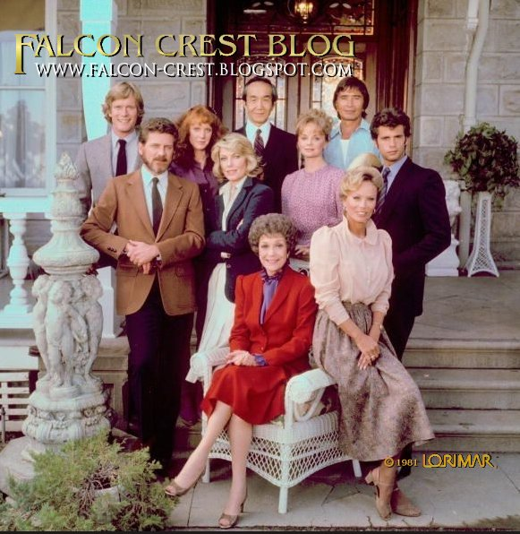Falcon crest tv series cast
