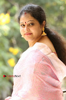 Actress Raasi Latest Pos in Saree at Lanka Movie Interview  0175.JPG