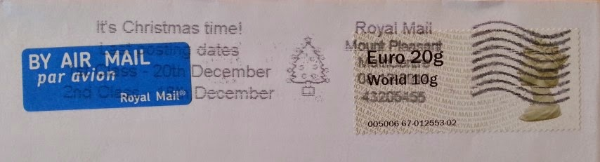 Royal Mail - It's Christmas Time