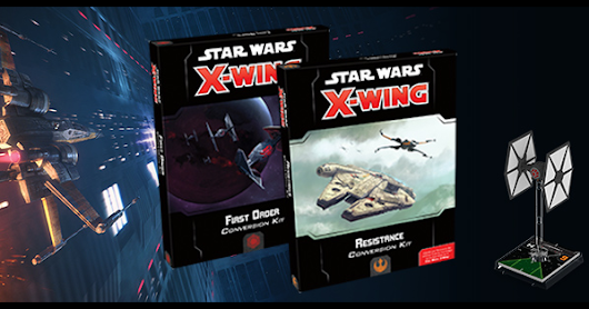 FFG ANNOUNCES WAVE TWO FOR STAR WARS X-WING!