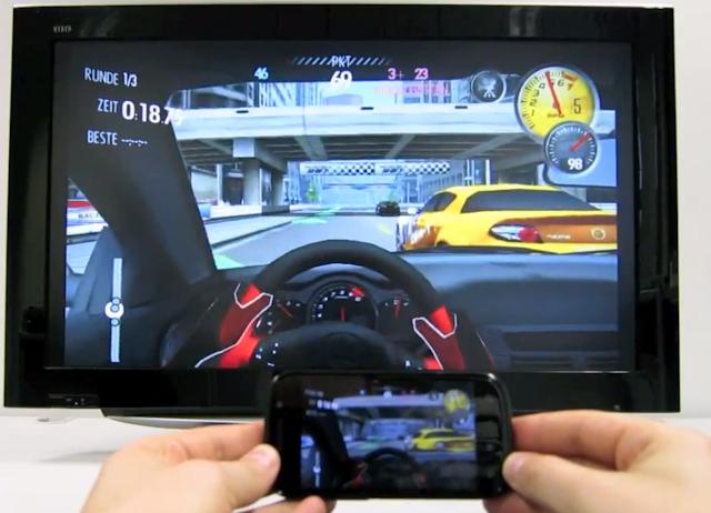 Cara menampilkan layar handphone android di tv dengan mudah