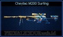 Cheytac M200 Surfing