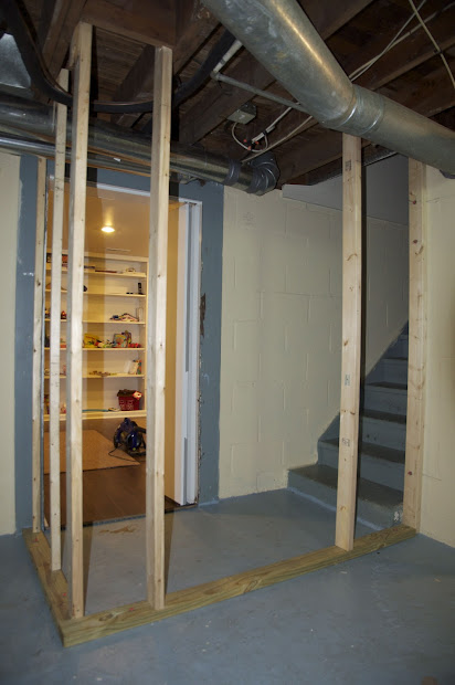 Framing Concrete Basement Walls
